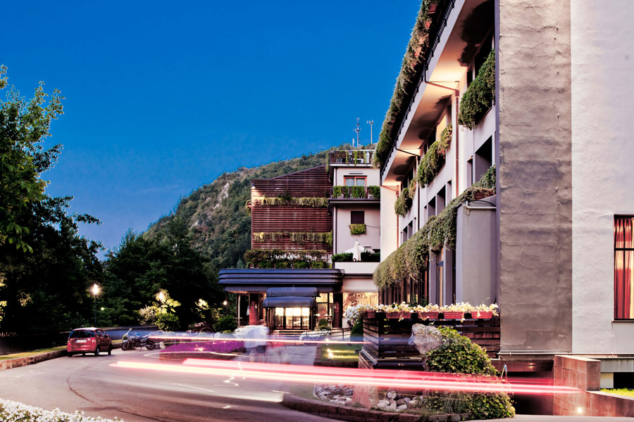 Roseo Hotel Euroterme Wellness Resort Italy Spa Wellness