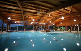 Thermal spa & wine