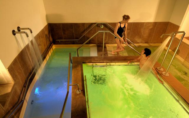 Spas at the times of the Romans (3 nights)